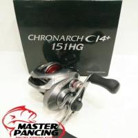 PROMO !! Shimano Chronarch 151HG CI4+