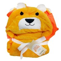 Carter Baby Blanket Hat Doll Yellow Lion