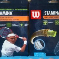 harga Senar Raket Tenis Wilson Stamina (original) Tokopedia.com