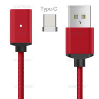 NYLON Magnetic Charger USB Type C Xiaomi Samsung LG Nintendo Switch