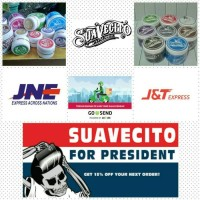 Pomade warna Suavecito COLOUR HAIR WAX CLAY- sample 35 gram