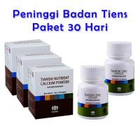 Free Cream & Serum Japan l Tiens Peninggi 30 hari 3 NHCP Cal 2 Zinc