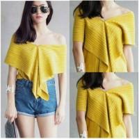 Jual Sabrina Top Multiwear 3 Model (Baju import Bangkok) Murah