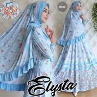 Gamis Syar`i Model baru Elysta
