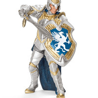 Schleich Eldrador Griffin knight with sword