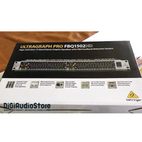 harga Behringer Fbq1502hd Dual Channel 15 Band Graphic Equalizer With Fbq Tokopedia.com