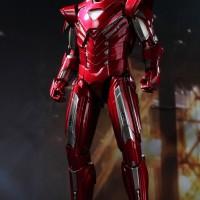 HOT TOYS MMS213 Iron Man 3 Mark XXXIII 33 Silver Centurion MIB