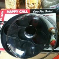 Jual HAPPYCALL CAKE PAN 7 HOLES (Cetakan Martabak Mini 7 Lubang . Murah
