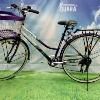 harga Sepeda Keranjang Phoenix Ctb 26 (118pa) Tokopedia.com