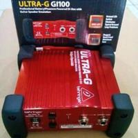harga Direck Box Di Box Behringer Ultra G 100 Original Tokopedia.com