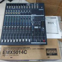 power mixer yamaha EMX-1504C original