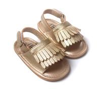 Jual Sepatu Bayi | Prewalker shoes (Tassel Sandals Prewalker) Murah