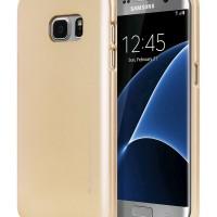 Samsung A5 2016 I Jelly Metal Case Gold Goospery Cover Mercury