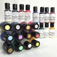 Jual Americolor Sheen Airbrush Color / Pewarna airbrush americolor Murah