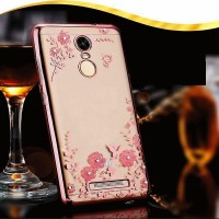 TPU FLOWER Xiaomi redmi pro dual camera soft case casing back cover hp