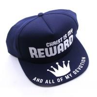 Jual Topi Snapback Rohani [REWARD] Murah