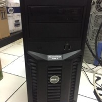 sale server dell poweredge T110 II intel xeon ram 8gb murah gan