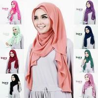 Jual (Hijab, Khimar, Pastan, Scarf, Kerudung) Jilbab Pashmina Instant Inara Murah