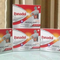 PANADOL EXTEND MUSCLE AND JOINT PAIN (Import Singapore)