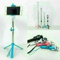 Tongsis New Tripod 3 in 1( free Tomsis Bluetooth)