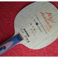 Kayu Pingpong / Tenis Meja Victas Koji Matsushita Special ST