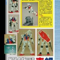 Gundam RG RX 78-2 EFSF Include Metal Parts First Batch Only New MIB