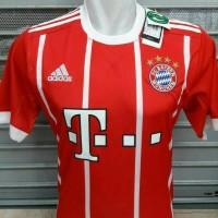 Jersey Bola Bayern Munchen 17-18 Grade Ori
