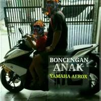 harga Boncengan Dudukan Jok Depan Anak Yamaha Aerox (motif Timbul) Tokopedia.com