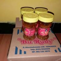 Jual Paket Sambal Bawang Bu Rudy 4 botol Murah
