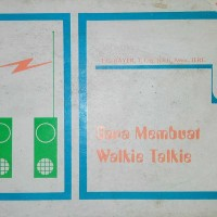 Cara Membuat Walkie Talkie Buku Elektronika  F.G. Rayer