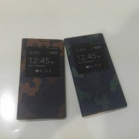 Flip cover Samsung S5 camouflage special price
