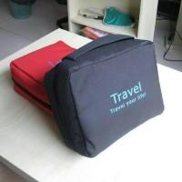 Jual NEW TRAVEL MATE ORGANIZER / NEW TOILET BAG ORGANIZER TRAVEL YOUR LIVE Murah