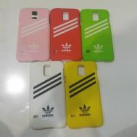 Case Samsung S5 adidas hard case berkualitas
