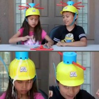 Wet Head/Running Man Games/Wet Hat Game/Water Roulette Game