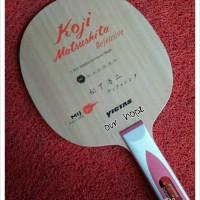 Kayu Pingpong / Tenis Meja Victas Koji Matsushita Defensive ST