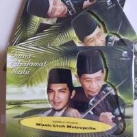 CD IDRIS SARDI DAN MUHAMMAD RIZQILLAH - GEMA SHALAWAT NABI