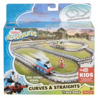 NEW Thomas & Friends Adventures Curves Track Pack [KR 181]