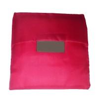 Jual  VR Baggu Shopping Bag Reusable Kantong Belanja Lipat - Pink  Murah