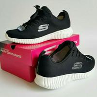 Sepatu Skechers Pria Elite Flex Sneakers