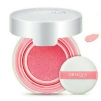 bioaqua cushion blush on smooth muscle flawless #01 light pink