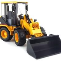 bruder CAT wheel loader (die cast) 2441