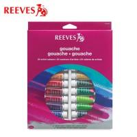Reeves 24 Gouache Set