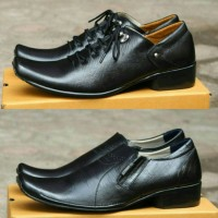 Jual Sepatu kulit/ Sepatu Pantofel/ Sepatu Kerja/ Sepatu Pria Cevany Murah