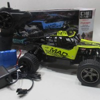Rc Rock Crawler Buggy Cheetah King 2,4 Ghz Kecepatan Tinggi