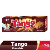 harga Tango Wafer Classic Chocolate 176 Gr Tokopedia.com