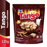 harga Tango Wafer Pouch Chocolate 125 Gr Tokopedia.com