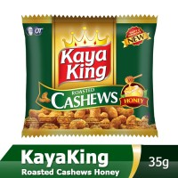 harga Kayaking Peanuts Honey Roasted Cashew - Kacang 35 Gr Tokopedia.com