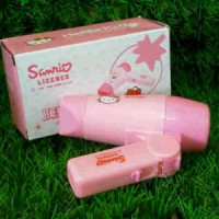 Jual Hair Dryer Hello Kitty Pengering rambut anak kids Travel hk kity hel Murah