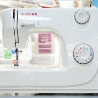 Jual Mesin Jahit sewing machine SINGER 8280 LOCUST Portable Multifungsi new Murah