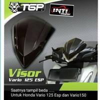 Jual Visor Vario 125 LED atau 125 LED originblack TGP bikin gaul vario kamu Murah